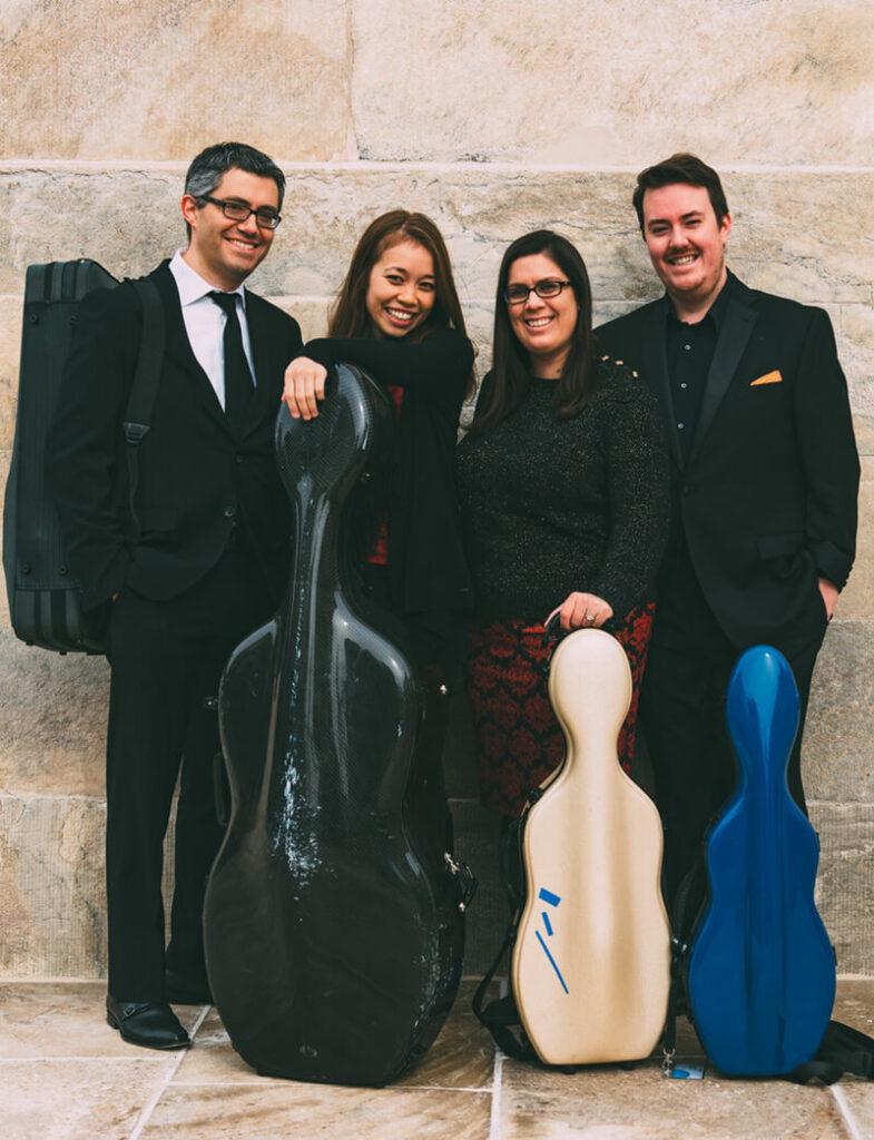 Camden String Quartet The perfect quartet