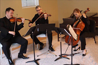 Camden String Quartet in Baltimore Tango from Scent of a Woman