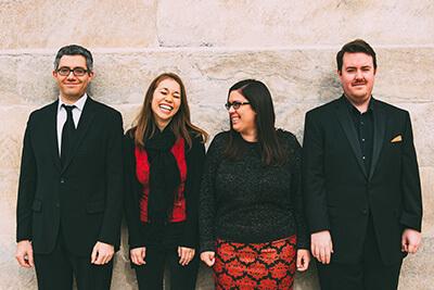 Pachelbel Canon Camden String Quartet